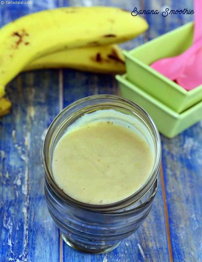 Banana Smoothie ( Baby and Toddler Recipe) recipe | Baby Recipes ...