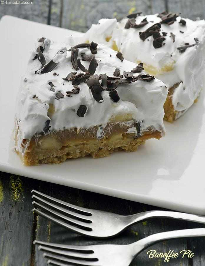 Banoffee Pie, Bpa Free Banoffee Pie