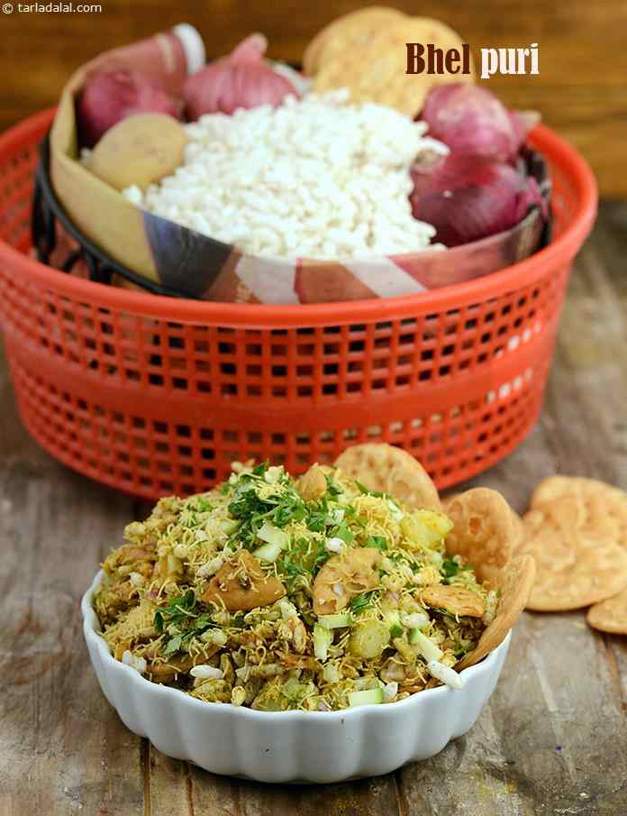 Nutritional value facts calories of bhel puri bhel puri chaat nutritional facts of bhel puri bhel puri chaat recipe calories in bhel puri bhel puri chaat recipe forumfinder Image collections