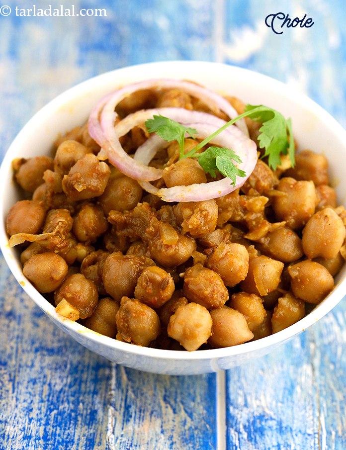 Calories Of Chole Punjabi Chole Masala Is Chole Healthy