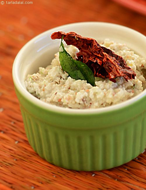 Coconut Chutney  By Anikar05