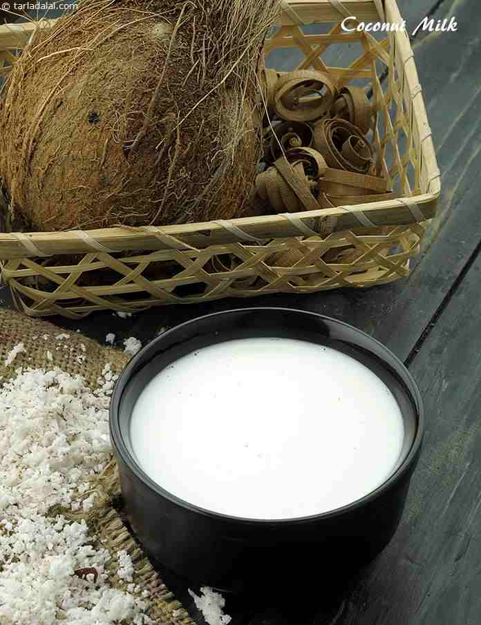 Coconut Milk ( Popular Restaurant Recipes )