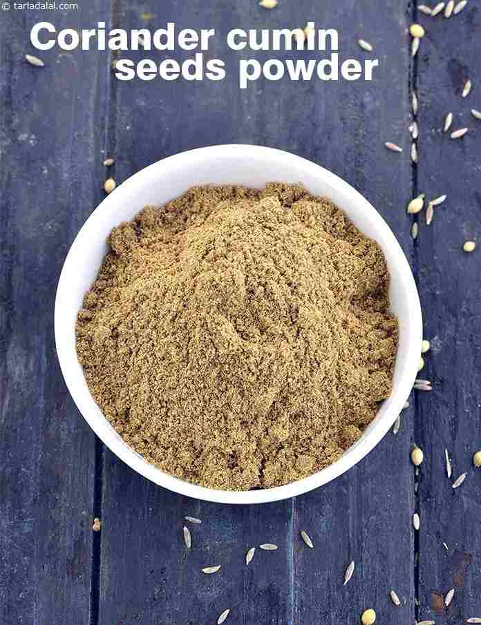 Coriander- Cumin Seeds Powder