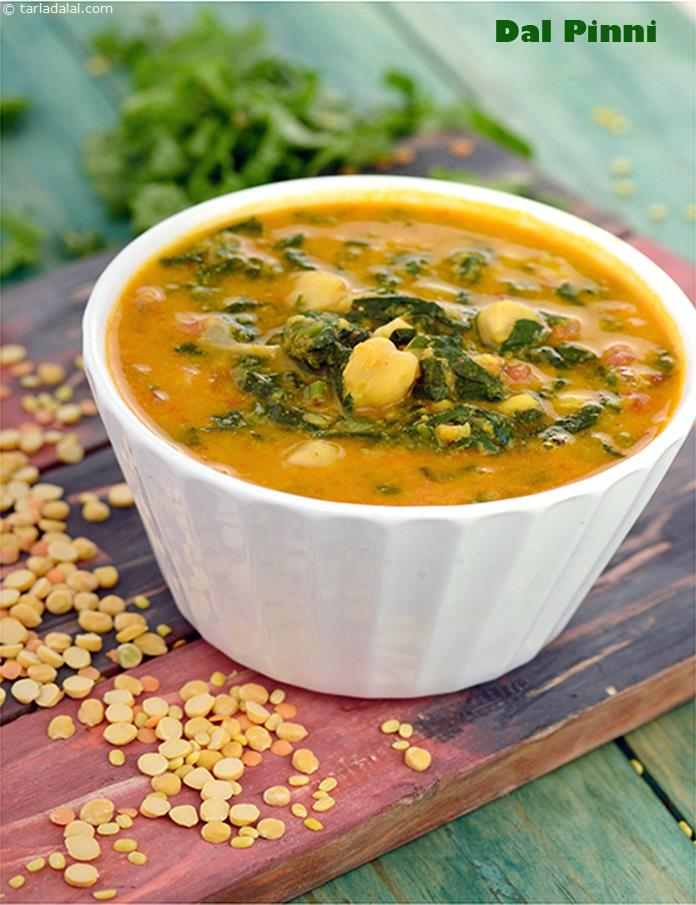 Dal Pinni ( Jain Recipe)