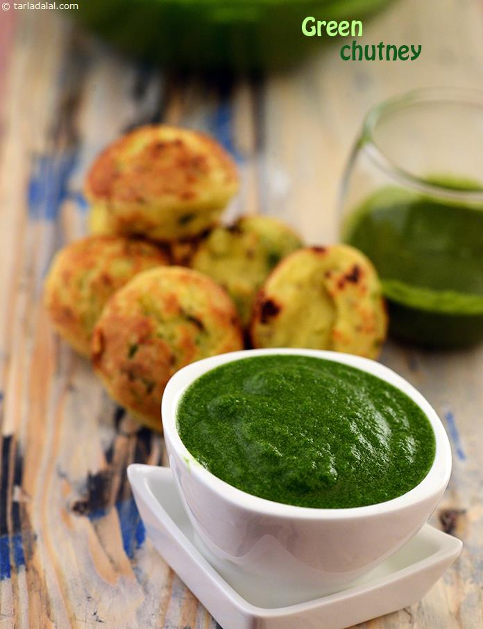 Green chutney jain recipe recipe jain recipes by tarla dalal green chutney jain recipe forumfinder Images