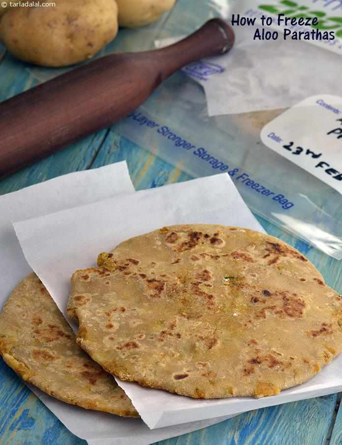 How To Freeze Aloo Parathas, How To Store Aloo Parathas