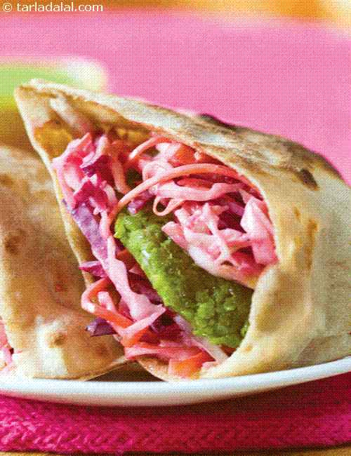 Jowar Pita Pockets ( Folic Acid and Zinc Rich Recipe )
