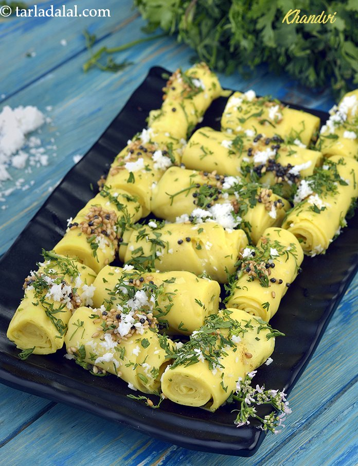 Khandvi gujarati snack recipe recipe kandvi gujrati recipes by khandvi gujarati recipe forumfinder