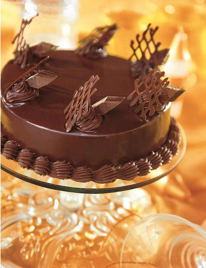 Kit Kat Cake Cakes And Pastries Recipe Chocolate Cake