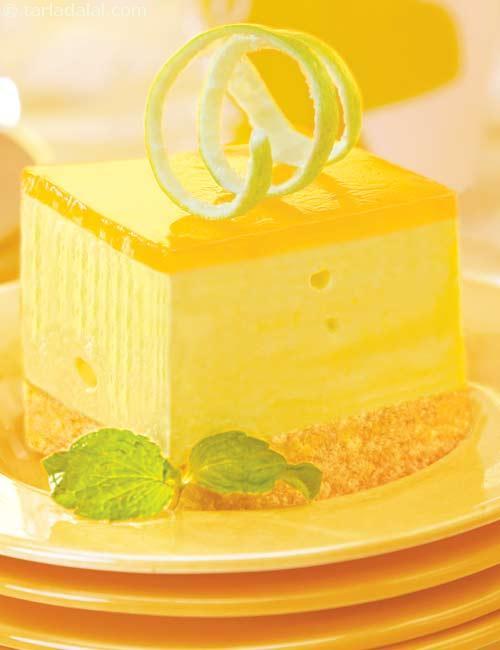 Tarla Dalal Cake Recipe