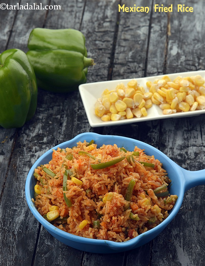 Mexican Fried Rice ( Quick Recipe)