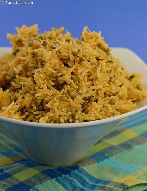 how to cook dal rice in microwave