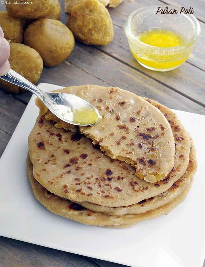 Puran poli gujarati recipe recipe how to make puran poli by puran poli gujarati recipe forumfinder Images