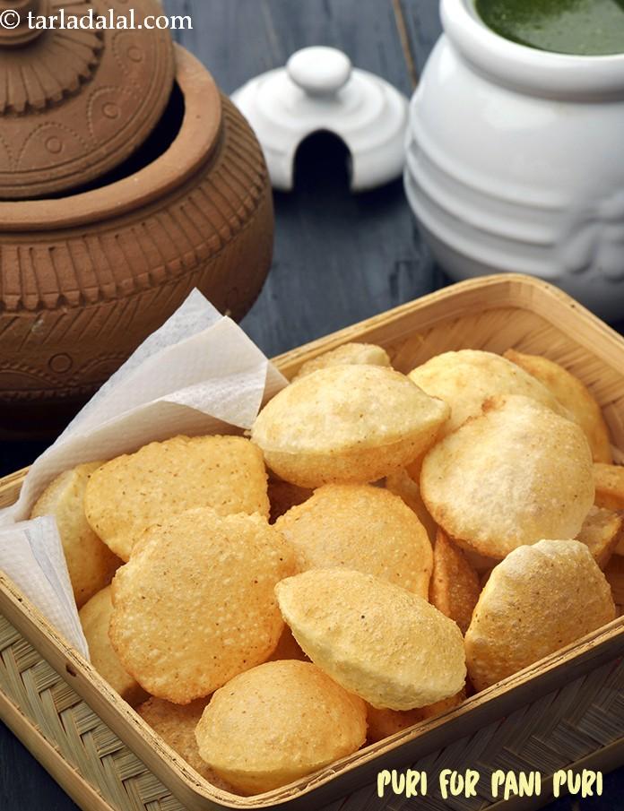 Puri for pani puri puri for golgappa golgappa puri recipe indian puri for pani puri forumfinder Images
