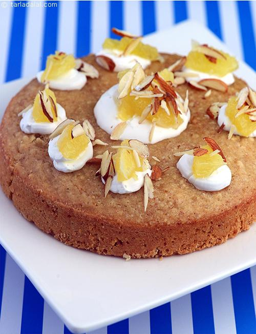 Sicilian almond cake recipe