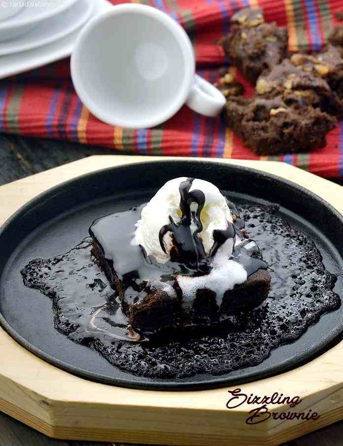 Sizzling Hot Brownie Recipe
