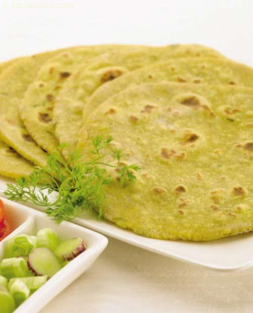 Soya Toovar Dal Roti ( Weight Loss After Pregnancy )