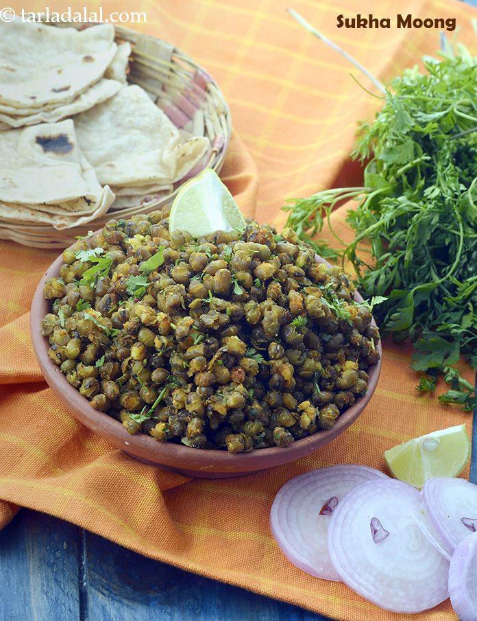 Sukha Moong Gujarati Dry Moong