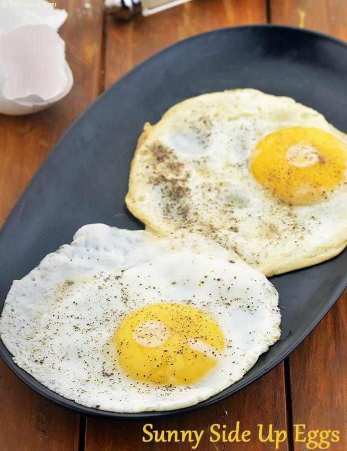 Click Here To View Side Up Eggs Breakfast Recipe