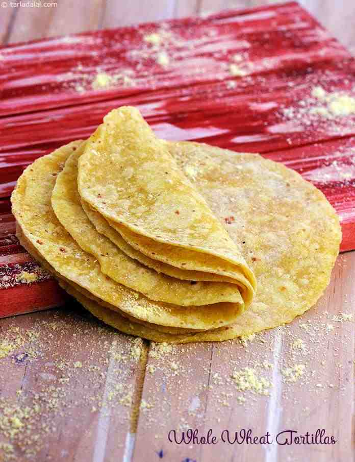 recipe: whole wheat tortillas recipe [29]
