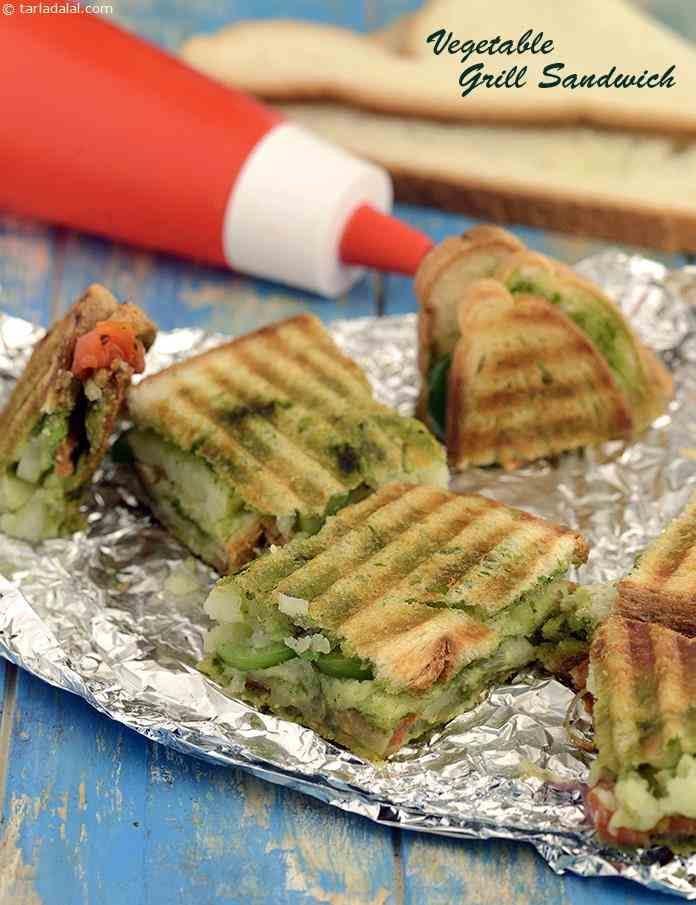 Vegetable grill sandwich mumbai roadside recipes recipe by tarla dalal vegetable grill sandwich mumbai roadside recipes forumfinder Image collections