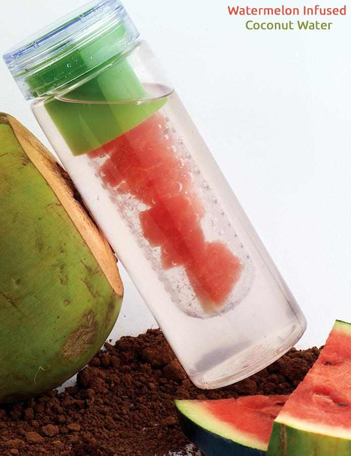 Watermelon Infused Coconut Water