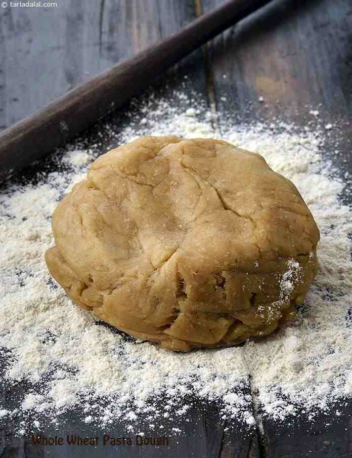 Whole Wheat Pasta Dough