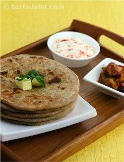 Aloo Paratha, How To Make Aloo Paratha