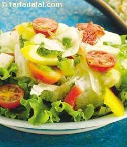 Arabic Salad ( Soups and Salads Recipe )