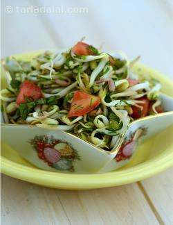 Bean Sprouts and Suva Tossed Salad