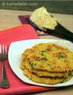 Bhaat Na Poodla ( Gujarati Recipe)