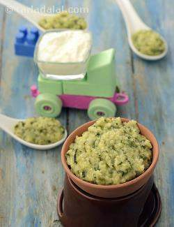 Bulgur Wheat and Vegetable Khichdi  ( Baby and Toddler)