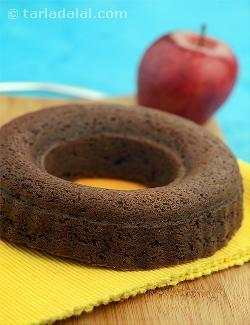 Chocolate Apple Ring