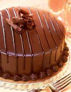 Double Chocolate Cake ( Cakes and Pastries)
