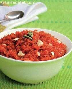 Eye Catching Carrot Halwa ( Vitamin A Rich Recipe)