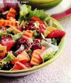 Fruit and Lettuce Salad ( Pregnancy Recipe)