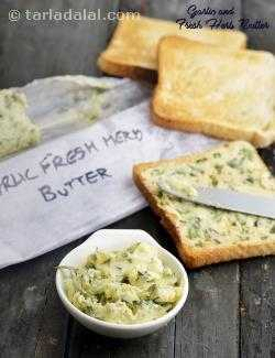 Garlic and Fresh Herb Butter