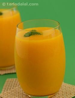 Mango and Pineapple Juice