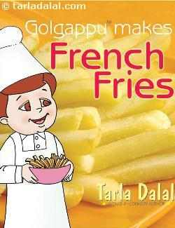 Golgappu Makes French Fries ( 2 To 8 Years Old)