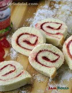 Jam Roll, Jam Swiss Roll