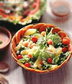 Japanese Salad ( Soups and Salad Recipe)
