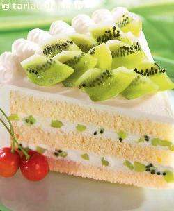 Kiwi Pastry ( Cakes and Pastries)