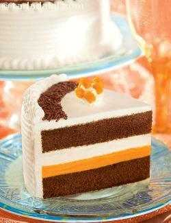 Mango Chocolate Cake ( Cakes and Pastries)