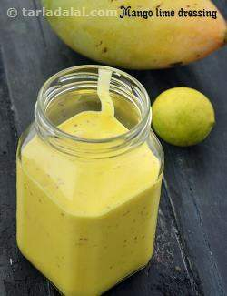 Mango Lime Dressing