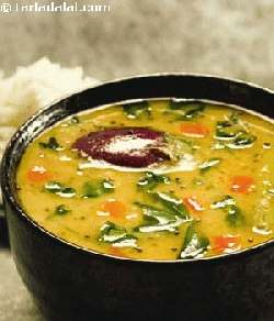 Methi Leaves Sambhar