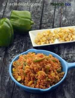 Mexican Fried Rice,  Quick Recipe