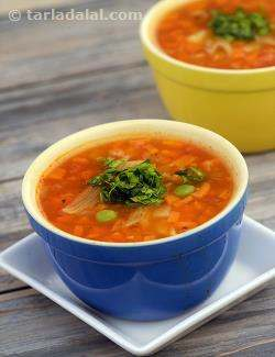 Milano Minestrone ( Healthy Soups and Salads Recipe)