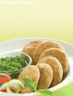 Moong Dal Pandoli ( Non- Fried Snacks )