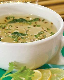Nourishing Moong Soup ( Weight Loss After Pregnancy )