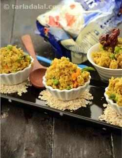 Oats Upma (  Breakfast Recipes)